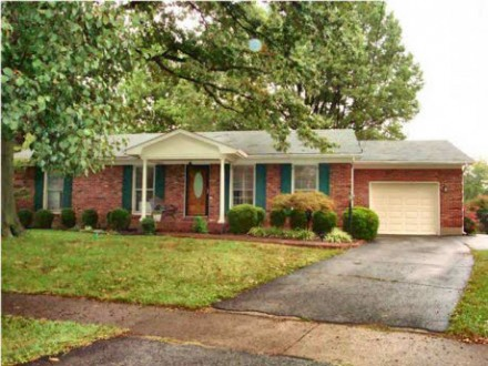 More Protos For House For Rent In Louisville, KY: $800 / 3 Br /