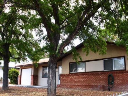 house for rent in albuquerque, nm: $800 / 3 br / 2 bath #3367