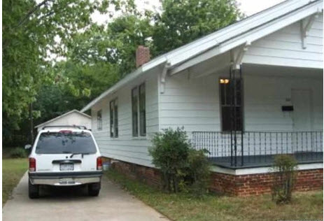 House For Rent in Hickory, NC: $900 / 3 br / 1 bath #4507