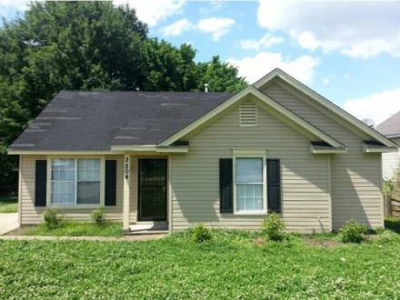 More Protos For House For Rent In Memphis, TN: $600 / 3 Br /
